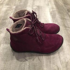 Columbia Shoes - Columbia Minx Purple Women's Boots 7.5